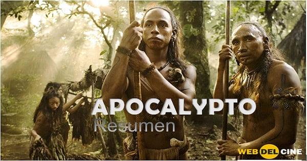 película Apocalypto, trailer, sinopsis