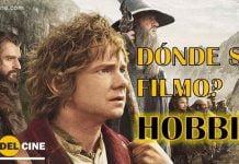 locaciones del hobbit