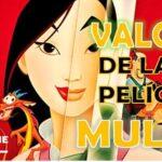 cuales son los valores de la pelicula mulan
